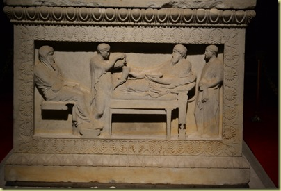 Istanbul Sarcophagos end-2