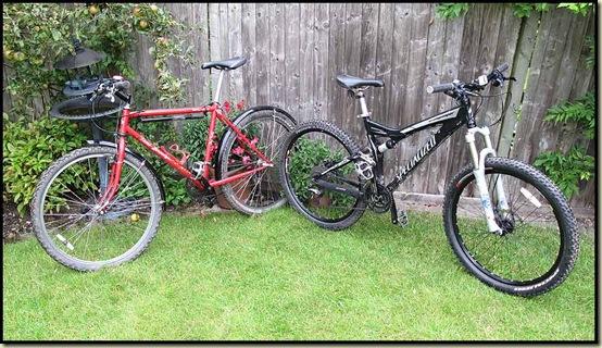 Martin's bikes