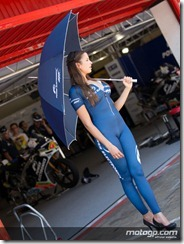 Paddock Girls Gran Premi Aperol de Catalunya  03 June  2012 Circuit de Catalunya  Catalunya (18)