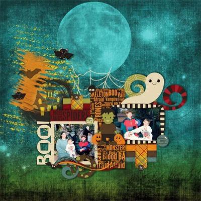 MMTS & TSK - Dive into Halloween - Boo