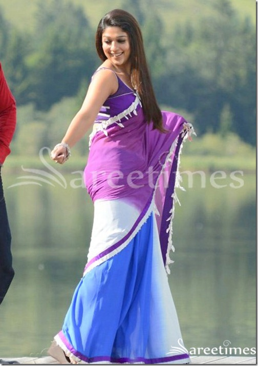 Nagarjuna, Nayanthara in Greeku Veerudu Movie Stills