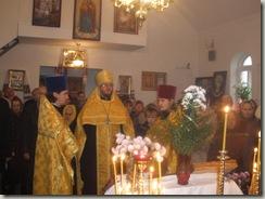 Річниця освячення храму в Сапогові