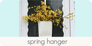 spring hanger