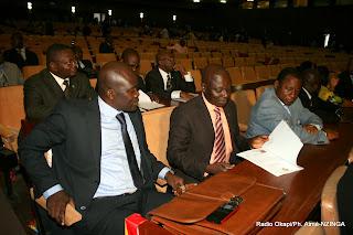 Une session de la nouvelle assemblée nationale de la RDC au Palais du Peuple Kinshasa, le 20/02/2012. Radio Okapi/Ph. Aimé-NZINGA