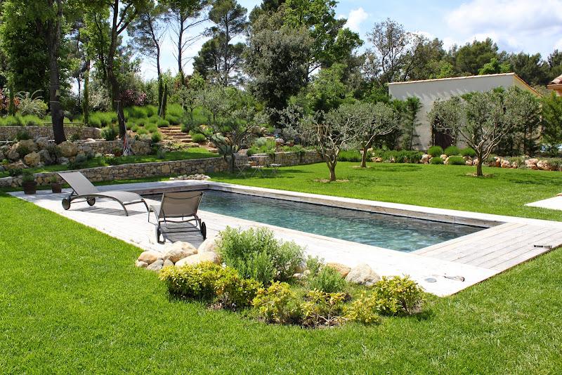 Piscine t moin piscine bois modern pool france - Piscine moderne ...