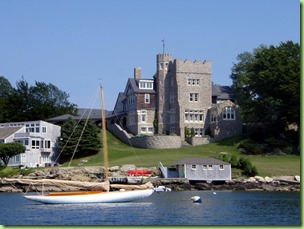 Harbor mansion