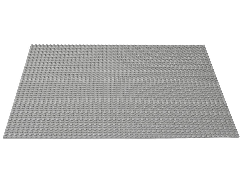 Bricker Construction Toy By Lego 10701 48x48 Grey Baseplate