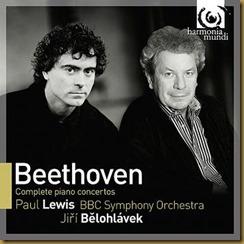 Beethoven concierto piano 2 Lewis Belohlávek