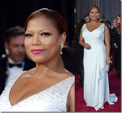 2013 Oscar's Best Beauty Hits... And Some Misses~Queen Latifah