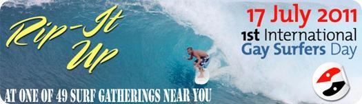 día surfistas gays