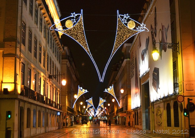 Glória Ishizaka - Lisboa - Luzes de Natal - 25