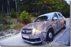 Dacia Sandero 2013 proefrijden 03
