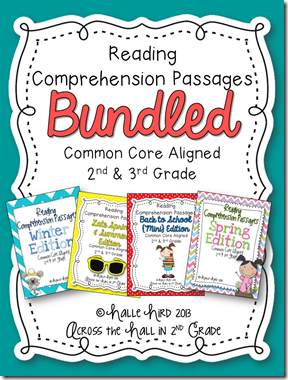 Bundled Comprehension Cover