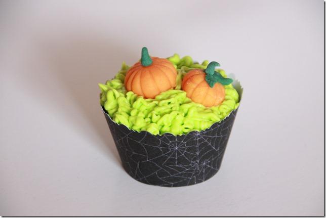 halloween cupcakes marsipan gresskar IMG_7463