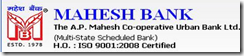 AP mahesh bank clerk recruitment 2013