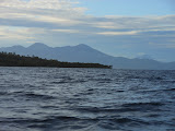Gunung Lokon seen from the boat ride to Manado Tua (Dan Quinn, November 2012)