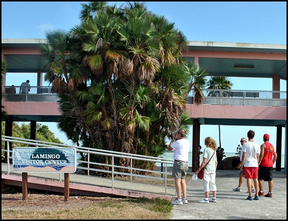 22 - Flamingo Visitor Center