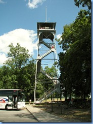 2588 Pennsylvania - Gettysburg, PA - Gettysburg National Military Park Auto Tour - Longstreet Observation Tower (121 steps)