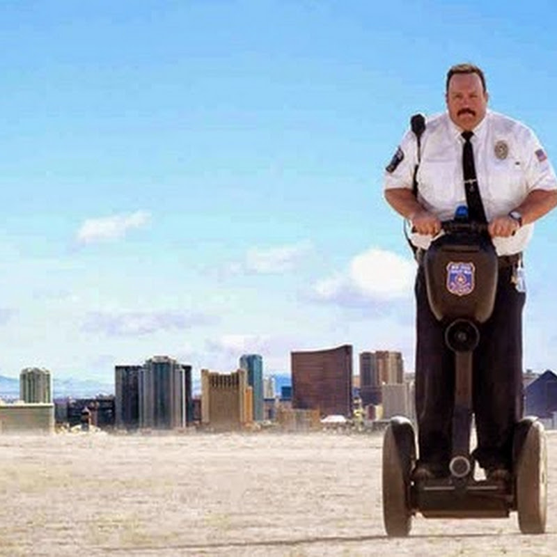"Hero Cop Returns in ""Paul Blart: Mall Cop 2"" Trailer"
