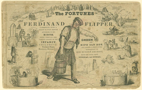 The Fortunes of Ferdinand Flipper