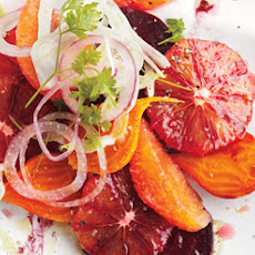 Blood Orange, Beet, and Fennel Salad