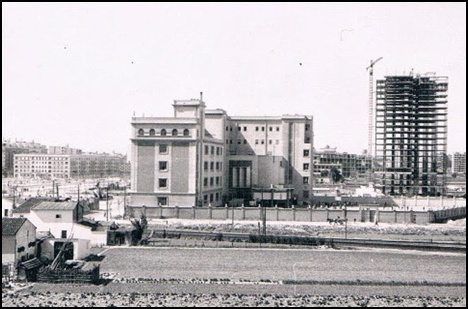 Colegio del Pilar. Marzo 1965