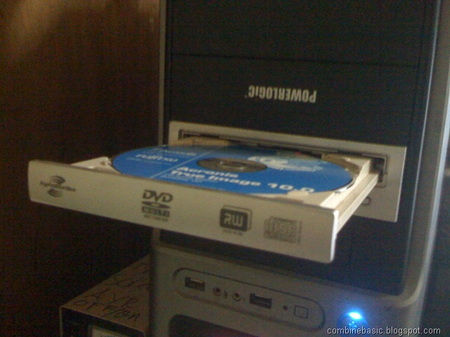 how to install a computer backup drive