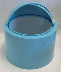 Nicholas Angelakos ice bucket, sky blue