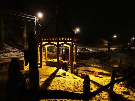 Pavilion apa minerala Sumuleu Ciuc