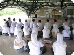 Masa Orientasi Sekolah (MOS) di SMAN Pintar berjalan Kreatif dan Inovatif 4
