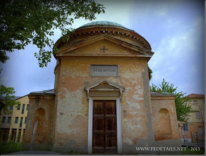 La Cappella REvedin, foto2, Ferrara, Emilia Romagna, Italia - The Chapel Revedin, photo2, Ferrara, Emilia Romagna, Italy - Property and Copyrights of FEdetails.net