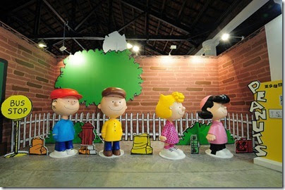Peanuts X Taiwan - 65th Anniversary Exhibition 花生漫畫 65th周年展。史努比。臺灣 12