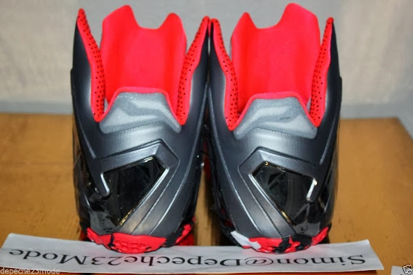 Nike LeBron XI PS Elite 8220Wolf Grey8221 Initial Drop in April for 275