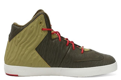 nike lebron 11 nsw sportswear lifestyle olive 1 07 A New Look at Nike LeBron XI NSW Lifestyle in Olive Colorway