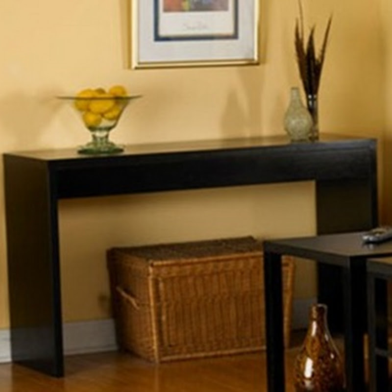 Console Table Design