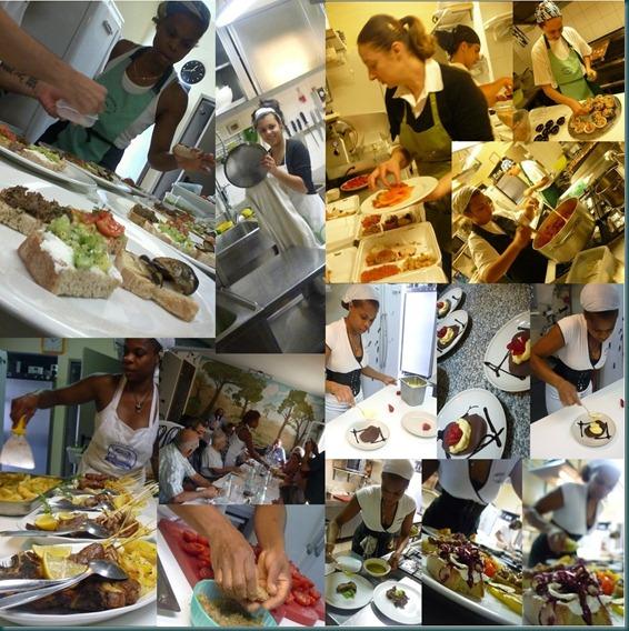 MARY VALERIANO accademia del tartufo ristorante cibo gastronomia brasiliana