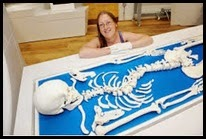 King Richard III Skeleton