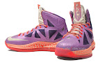 nike lebron 10 gr allstar galaxy 4 02 Release Reminder: Nike LeBron X All Star Limited Edition