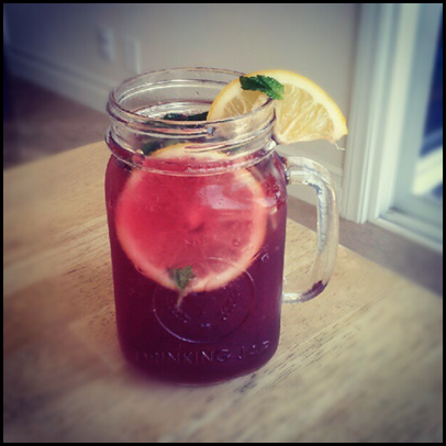 Black Currant Fizz