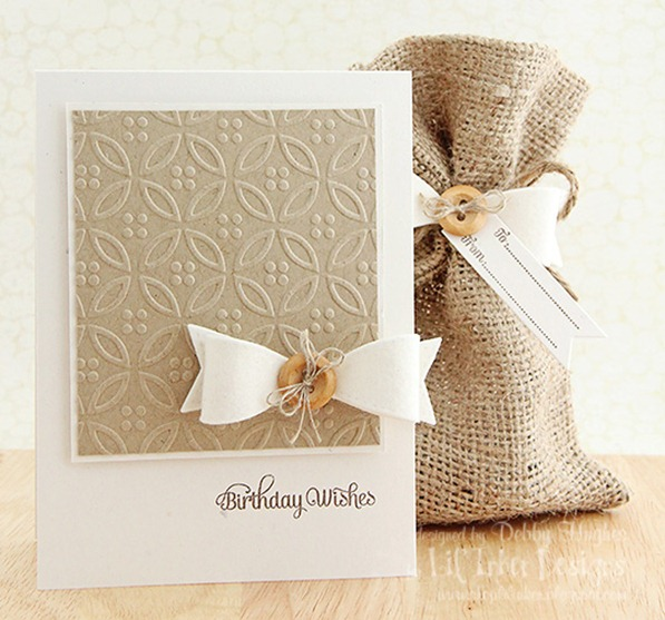 LIDbow gift