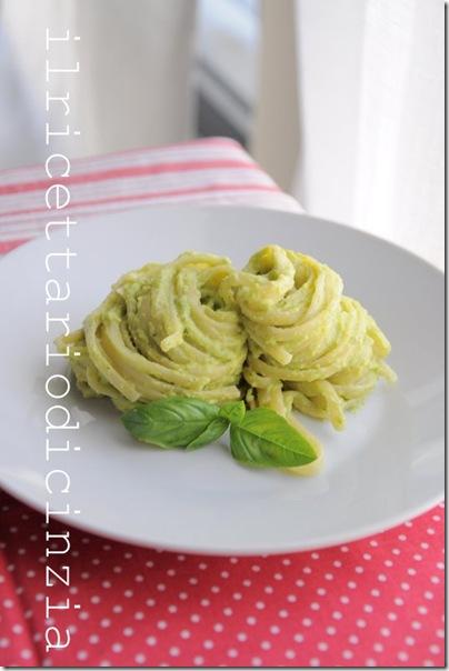 Bavette cremose alle zucchine