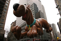 Giant Scooby