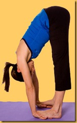 Padahastasana