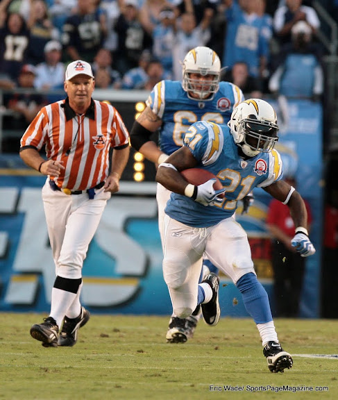San Diego Chargers Costume: In Your Opinion, What Are The Top 5 Nfl Uniforms Of All