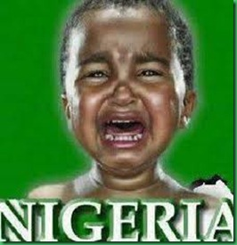 Crying for Nigeria
