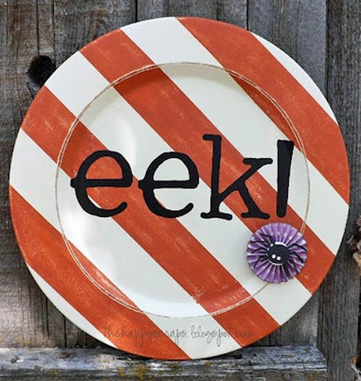 eek! plate
