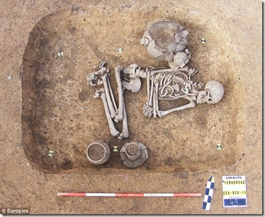 neolithic burial