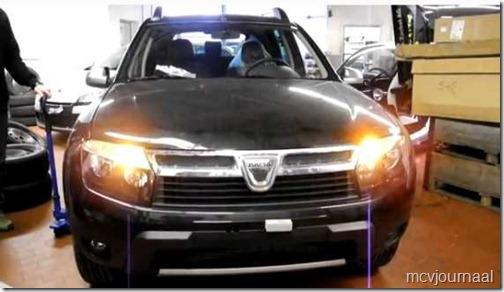 Alarm Dacia Duster 02