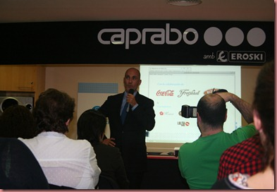 Manuel Cumplido - Director Marketing CAPRABO