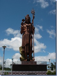 shiva in grand basin